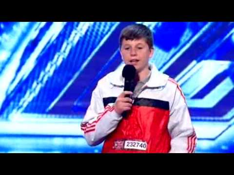 Clearly, what the judges are looking for is someone with a good singing voice, the looks and the charisma - The X Factor, if you will. But what happens if th...