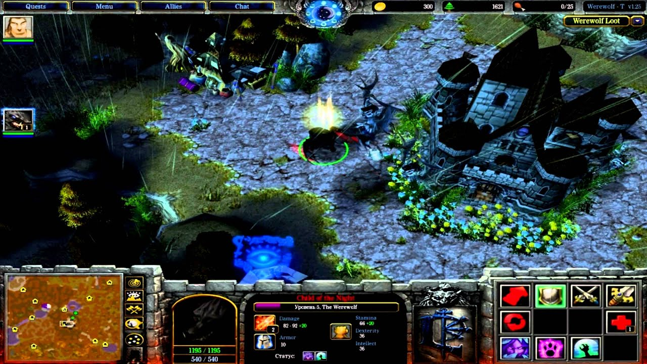 Warcraft 3 sex maul map exploited woman