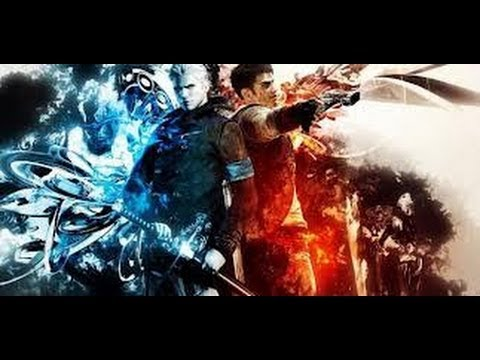 DMC-Devil May Cry Gameplay PC Missão final