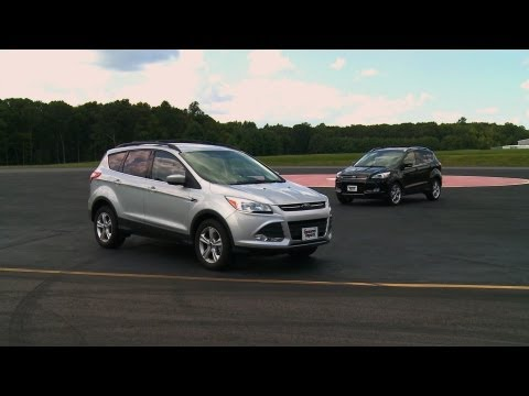 Ford Escape review from Consumer Reports