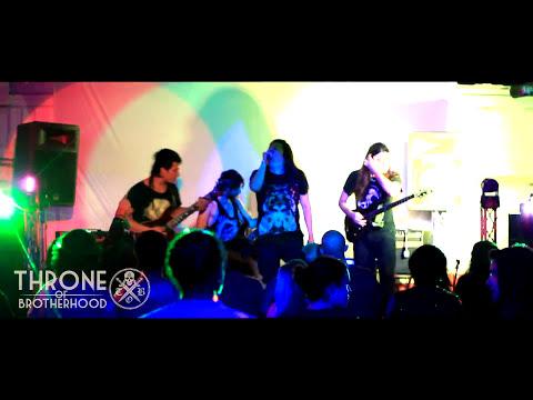 Born Of Osiris - Bow Down (Cover Band) Throne of Brotherhood (live) San Cristobal 2014