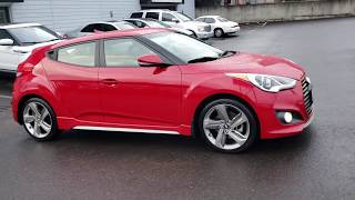 Alsbou Motors (OR) - 2013 Hyundai Veloster Turbo Coupe - $ 9,700