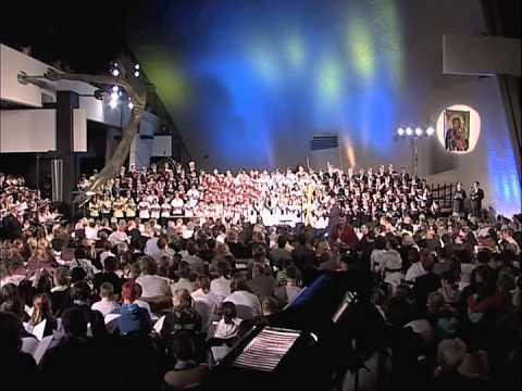 Congresso internazionale Pueri Cantores, Krakow estate 2007 - Concerto di gala