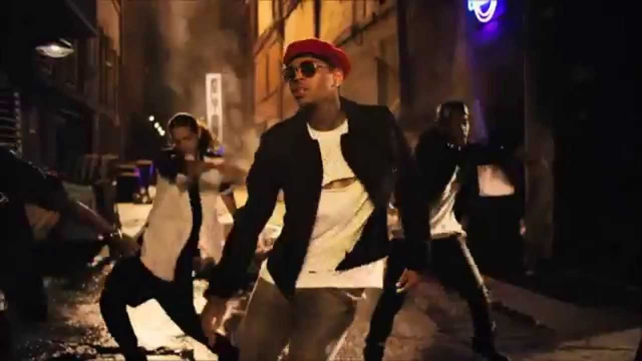 How to Dance Like Chris Brown