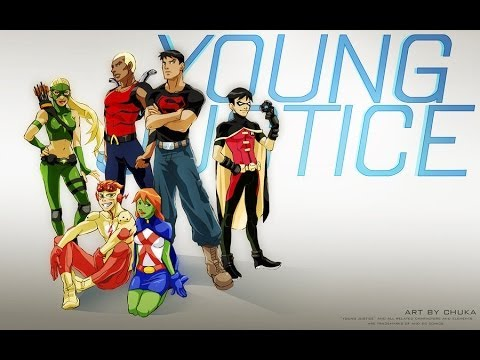 Comic Uno The CW To Develop A Young Justice Live Action Show + My Casting (Topic Video)