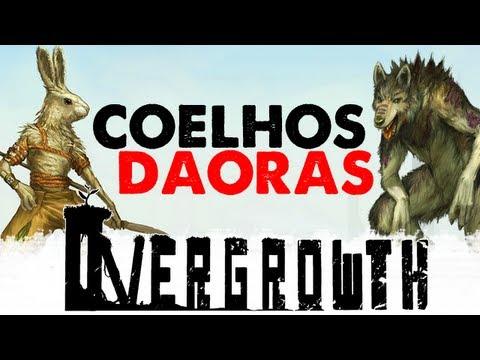 MarquesZero comenta sobre Overgrowth