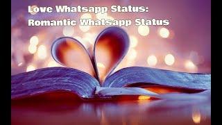 Heart touching love whatsapp status video song