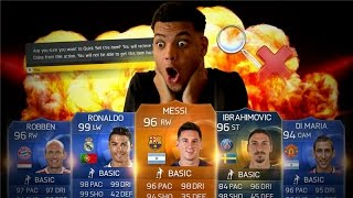 OMG CRAZY SEARCH AND DISCARD 10 MILL GAME!!! FIFA 15