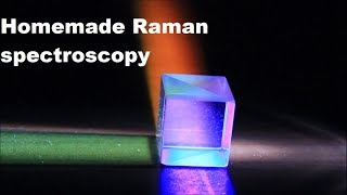 Homemade Raman Spectroscopy