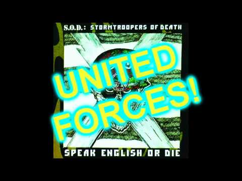 Stormtroopers Of Death - United Forces