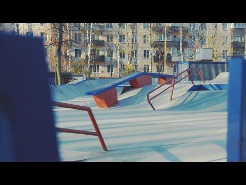 Сходня, Химки, МО. Бетонный скейт-парк от FK-ramps