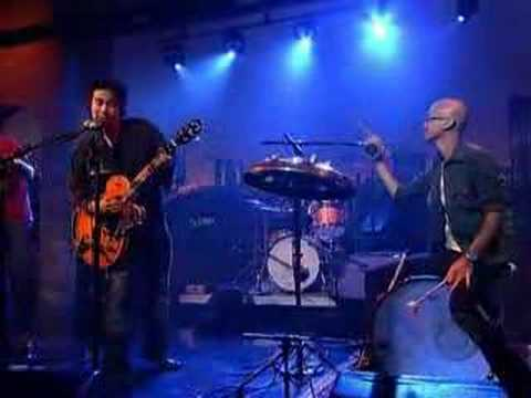 M. Ward - Chinese Translation on Letterman