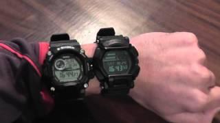 Skmei  vs Casio G-Shock