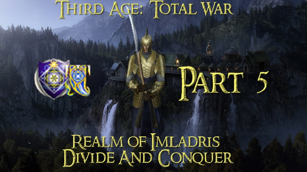 Ide and conquer total war