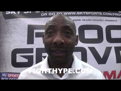 JOHNNY NELSON BREAKS DOWN FROCH VS GROVES II WHAT I CALL MAKING HISTORY