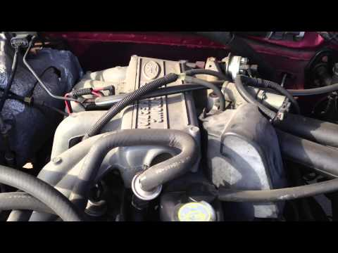 Ford 4.9l in line 6 cylider engine
