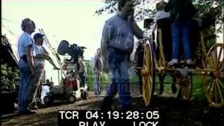 Crew Blooper on Sense and Sensibility.  Archive film 92976