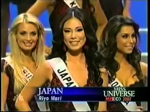 Miss Universe Asians in Top 16 (1980-2013)