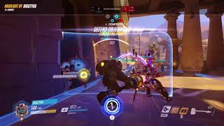 Overwatch live stream gaming video pc 2018, doink 18 08 19 21 54 04