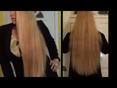 TIP N . 1  para que te cresca el pelo rapido y bonito