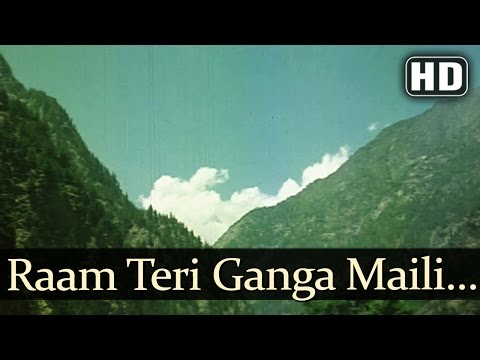 Ram Teri Ganga Maili Title Song - Hot Mandakini - Rajeev Kapoor - Suresh Wadkar video