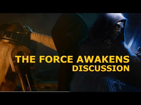 The Man in the Iron Mask (Force Awakens Discussion)