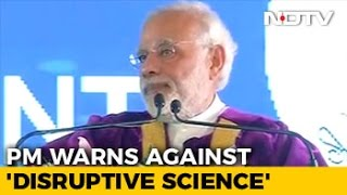 India Can Be Among World Top 3 In Science And Technology: PM Modi