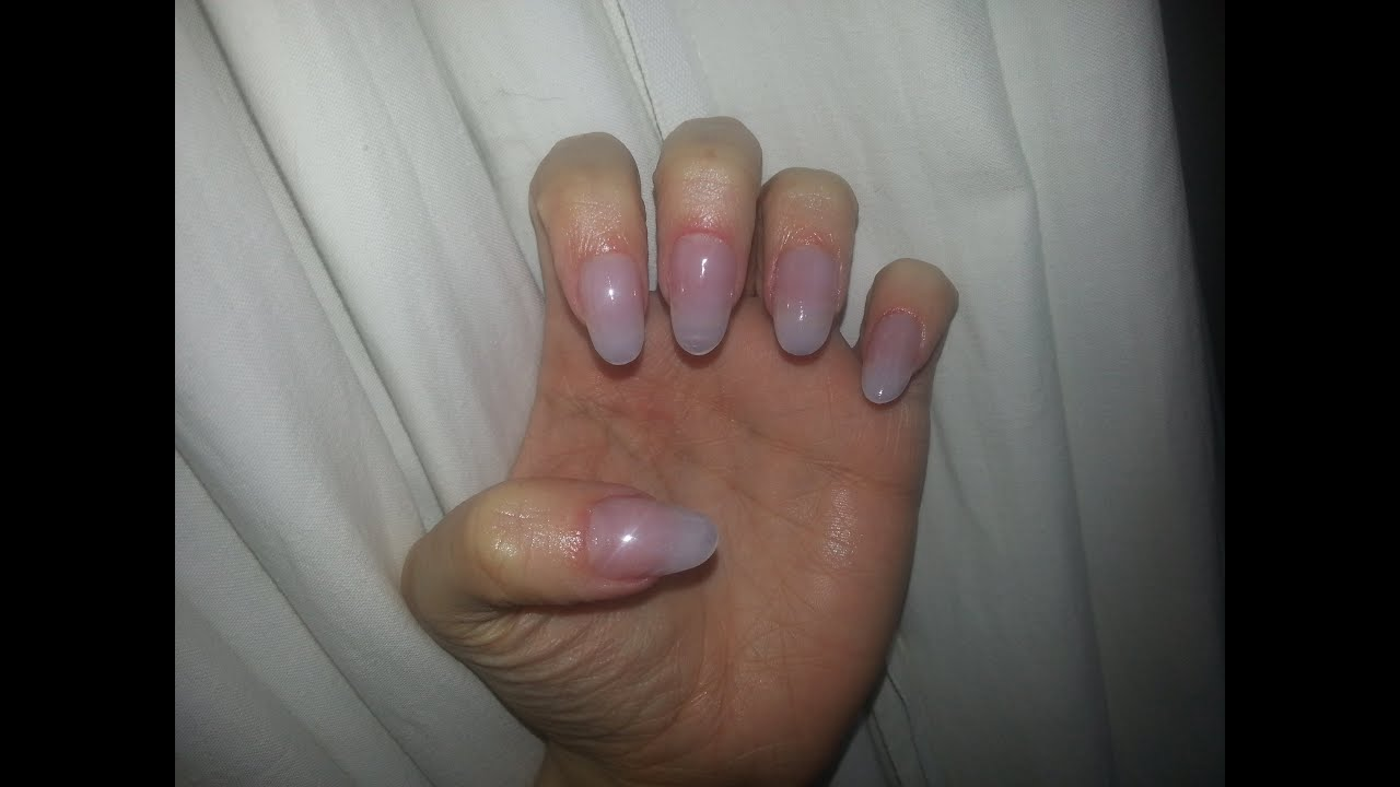 ... Nails Furthermore Black Almond Nails Also Acrylic Nails. | Free Image
