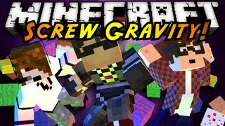 Minecraft: Screw Gravity Part 2!