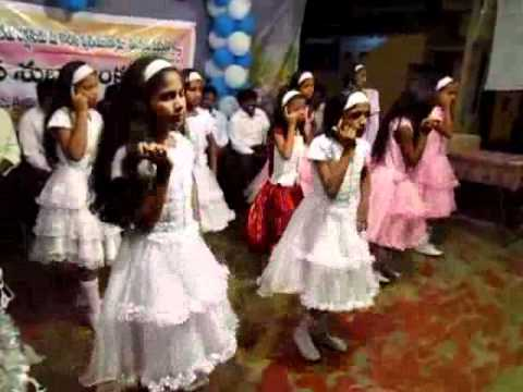 new telugu christian songs 2012 ningini nelanu yekamu chesina...