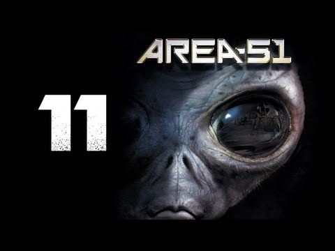 Area 51 - Ep11: Conspiracy Theory