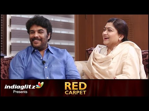 Valentine's Day Special : Interview With Sundar C and Kushboo | Red Carpet | Sreedhar Pillai