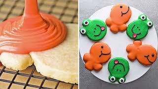 Easy Cookie Ideas & Coke Hacks | Learn How To Design Your Own Yummy Cookie With So Yummy