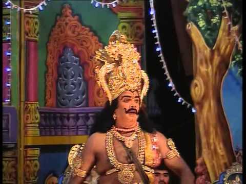 Kannada Drama Veera Abhimanyu Songs By Srinivas B K video