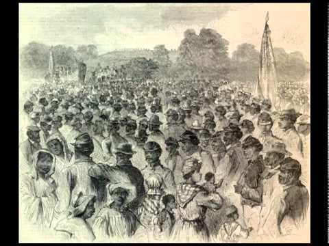 The Anti Slavery Movement