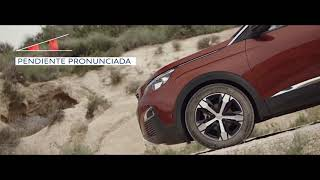 Hill Assist | New SUV Peugeot 3008