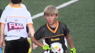 Trevin Russell:  7 Year Old Flag Football Beast (2016)