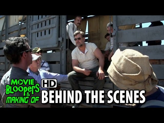 The Water Diviner (2014) Making of & Behind the Scenes (Part1/2)