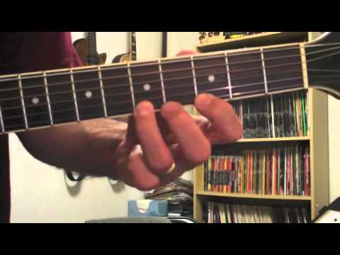 Lick of the Week - in the style of Eddie Taylor!