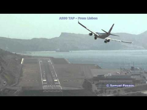 GO AROUND || Approachs & Landings || Madeira