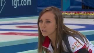 2017 World Womens Curling Championship - PagePlayoff - Canada (Homan) vs. Russia (Sidorova)