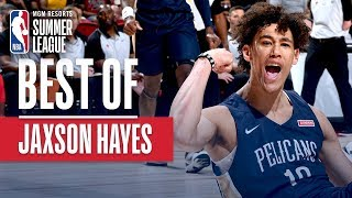 Best of Jaxson Hayes | MGM Resorts NBA Summer League