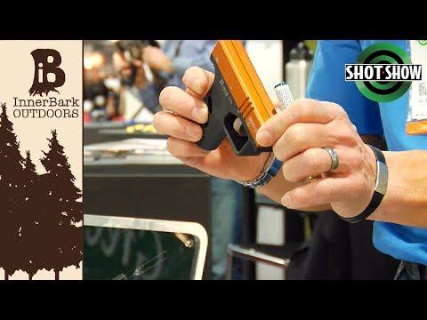 SHOT SHOW 2014 FIRST LOOK: Ace Precision Pepperspray Gun