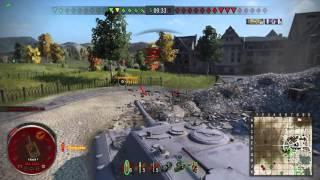World of Tanks jagdpanzer E100 11.5k damage ps4