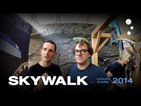 News from Skywalk Paragliders (Coupe Icare 2014)