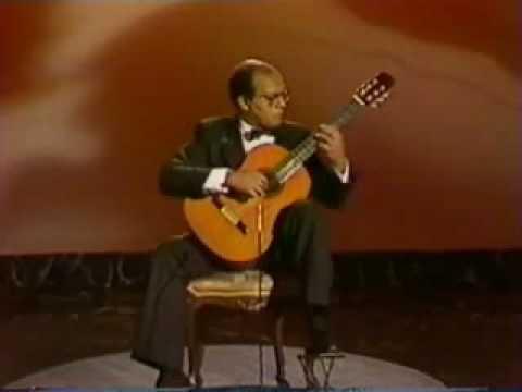 José Gregorio Guánchez Moreno Torroba Sonatina 1er mov.
