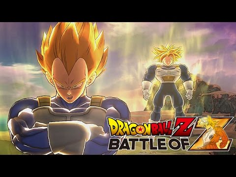 Dragon Ball Z: Battle of Z - Part 11 (Z Fighters' Pursuit, A Calm & Pure Evil, Parent & Son Fight)