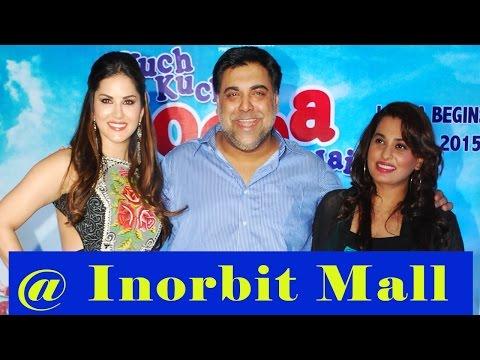 Kuch Kuch Locha Hai Promotion With Sunny Leone & Ram Kapoor @ Inorbit Mall