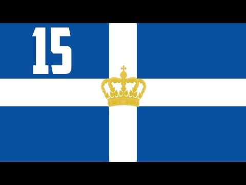 Greekorea Open For Business [15] Greece Victoria 2 Gameplay