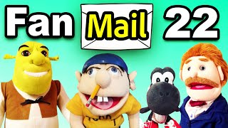 SML FAN MAIL #22 | Jeffy | Mr. Goodman | Jackie Chu |